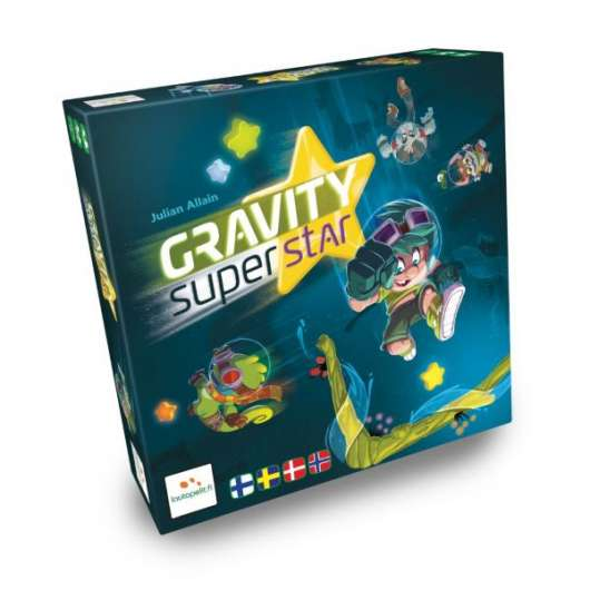 Gravity Superstar (Nordic)