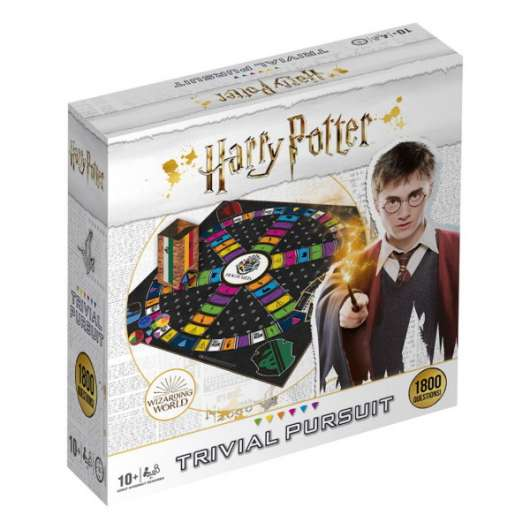 Harry Potter Trivial Pursuit Ultimate Edition (Engelsk)