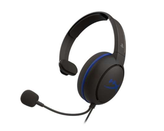 HyperX Cloud Chat Headset för PS4