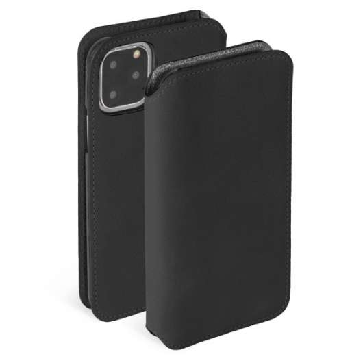 iPhone 11 Pro / Krusell / Sunne Wallet - Svart