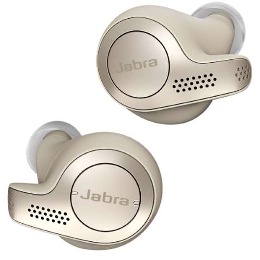 Jabra Elite 65t Wireless in-ear hörlurar - Gold Beige