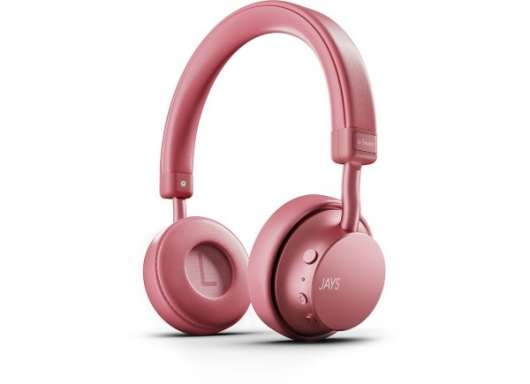 JAYS a-Seven On-ear - Rosa