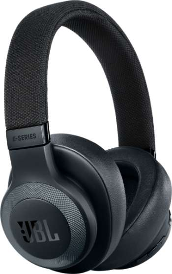 JBL E65BTNC Around-Ear - Svart