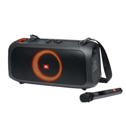 JBL Partybox On-The-Go Bluetooth-högtalare