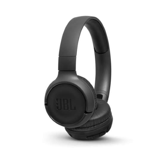 JBL T500 BT On-ear - Svart