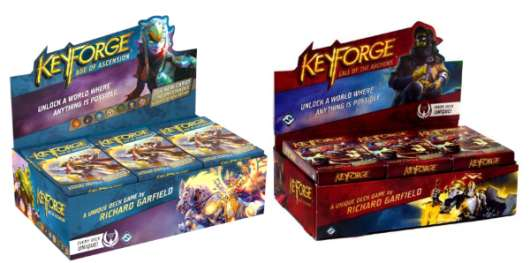 KeyForge Age of Ascension Archon Deck Bundle (24-pack)