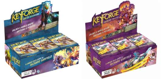 KeyForge AoA & WC Archon Deck Bundle (24-pack)