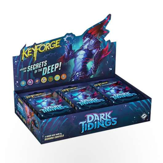 KeyForge Dark Tidings Archon Deck Display (12-pack)
