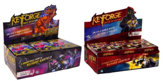KeyForge Mass Mutation Archon Deck Bundle (24-pack)