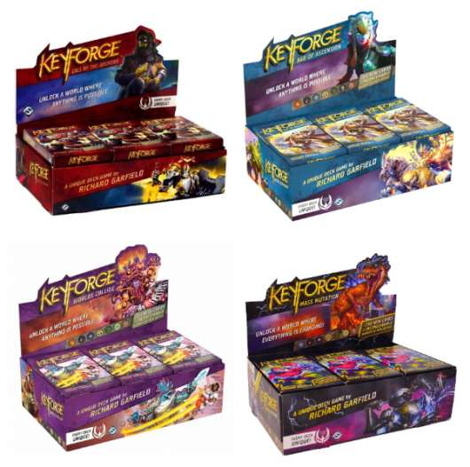 KeyForge Ultimate Archon Deck Bundle (48-pack)