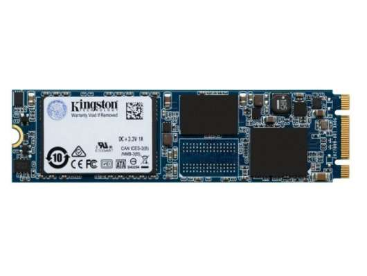 Kingston UV500 240GB M.2 SSD (SUV500M8/240G) (Fyndvara - Klass 1)
