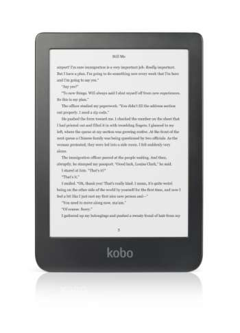Kobo Clara HD - Black