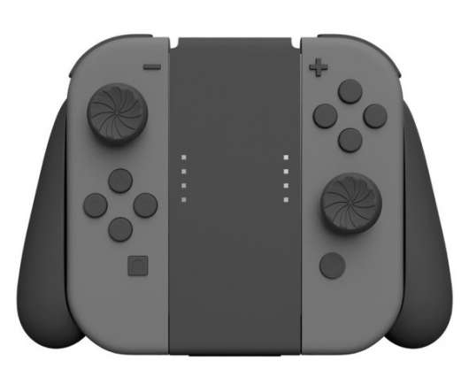 KontrolFreek Turbo Grips för Switch - Svart
