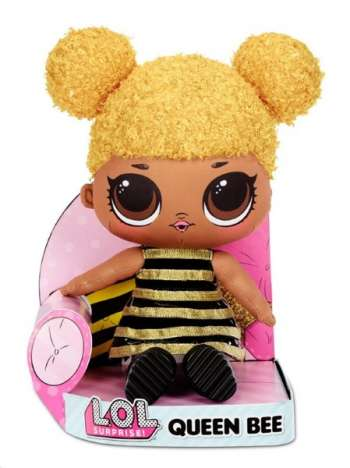 L.O.L. Surprise Huggable Plush - Queen Bee (36 cm)