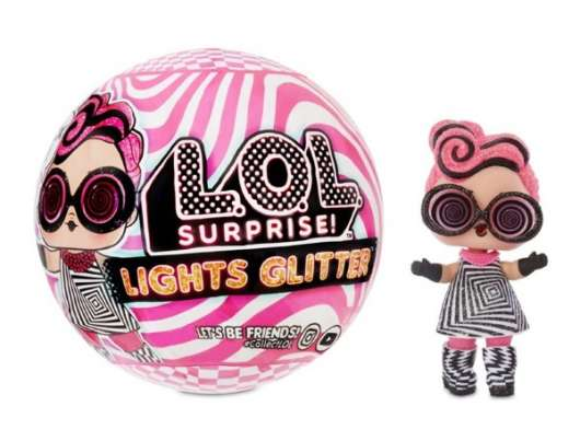 L.O.L. Surprise Lights Glitter