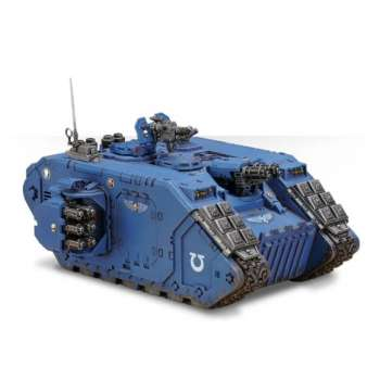 Land Raider Crusader / Redeemer
