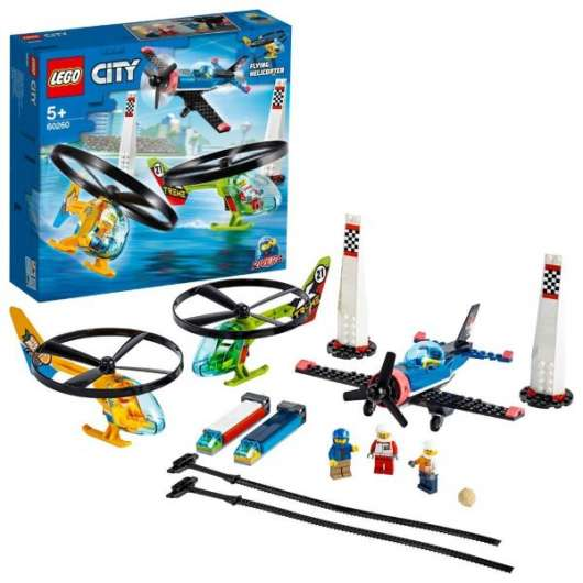 LEGO City Airport Lufttävling 60260