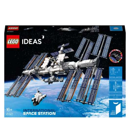 LEGO Creator Expert International Space Station 21321
