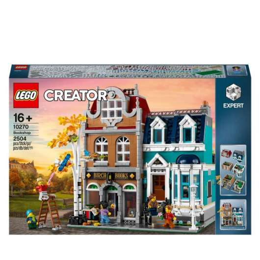 LEGO Creator Expert The Bookshop 10270