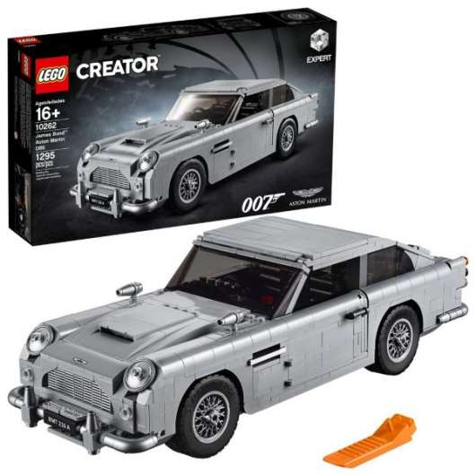 LEGO Creator James Bond™ Aston Martin DB5 10262