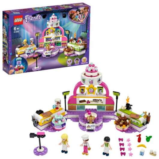 LEGO Friends Baktävling 41393