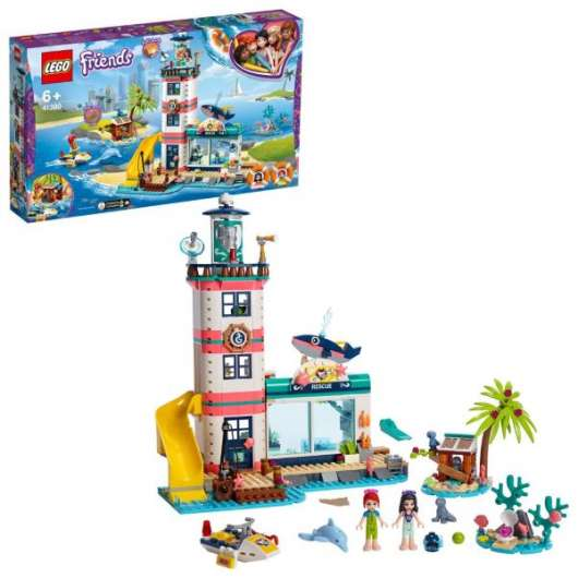 LEGO Friends Fyrens räddningscenter 41380