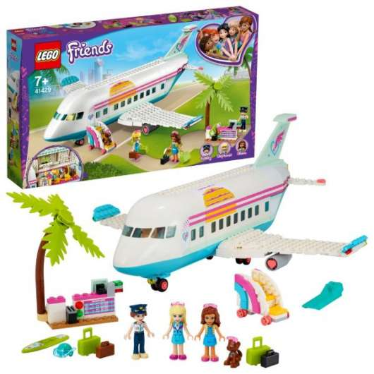 LEGO Friends Heartlake Citys flygplan 41429