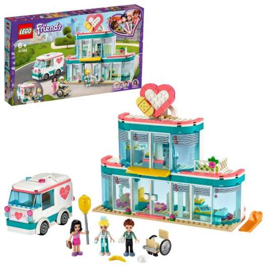 LEGO Friends Heartlake Citys sjukhus 41394