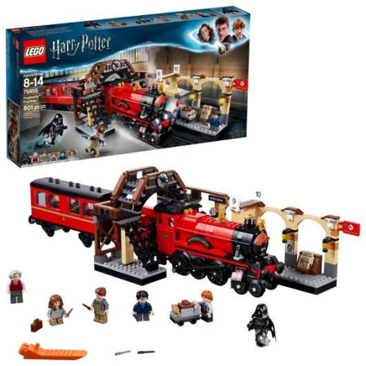 LEGO Harry Potter Hogwartsexpressen 75955