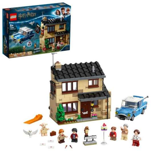 LEGO Harry Potter Privet Drive 4 75968