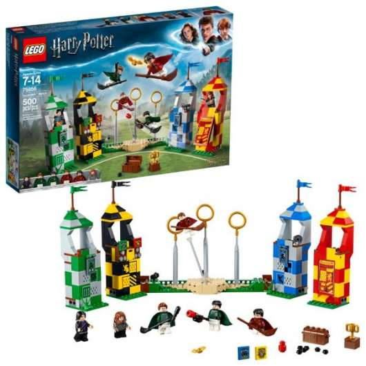 LEGO Harry Potter Quidditchmatch 75956