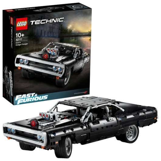 LEGO Technic The Fast and The Furious - Dom's Dodge Charger 42111