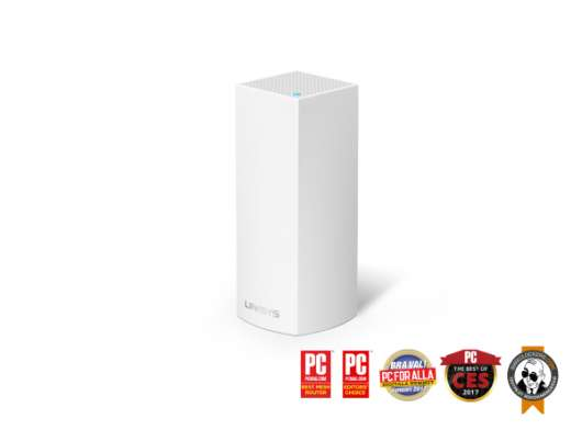 Linksys Velop - AC2200 / Mesh / Backhaul / 1-pack