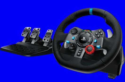 Logitech G29 Racing Wheel (PC / PS3 / PS4)