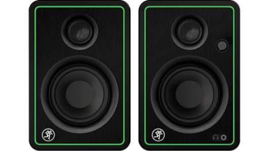 "Mackie CR3-X - 3"" Multimedia Monitors"