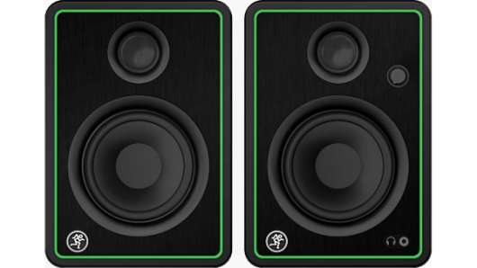 "Mackie CR4-X - 4"" Multimedia Monitors"