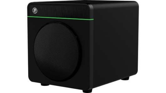 "Mackie CR8S-XBT - 8"" Multimedia Subwoofer with Bluetooth®  and CRDV"