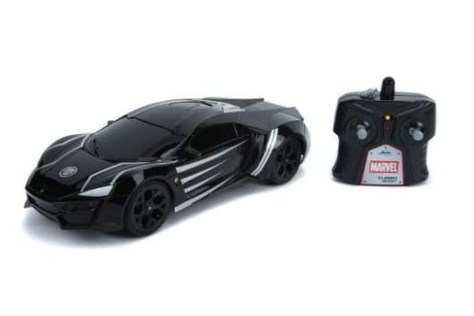Marvel RC Black Panther Lykan 2.4 GHz 29 cm