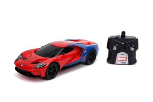 Marvel RC Spiderman 2017 Ford GT 2.4 GHz 29 cm
