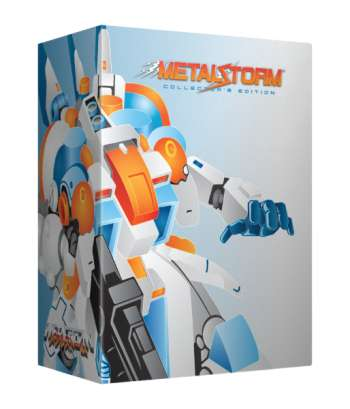 Metal Storm Collectors Edition NES
