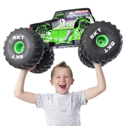Monster Jam RC Mega Grave Digger 70 cm 1:6
