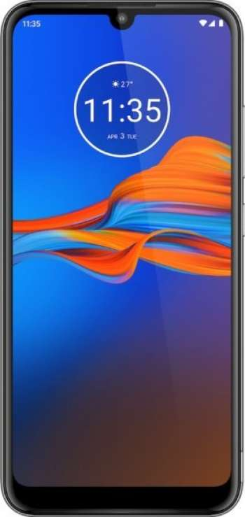 Motorola E6 Plus 2/32GB  - Gray (Fyndvara - Klass 1)