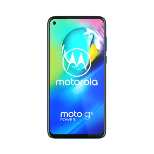 Motorola G8 Power / Dual-sim / 4GB / 64GB - Capri Blue