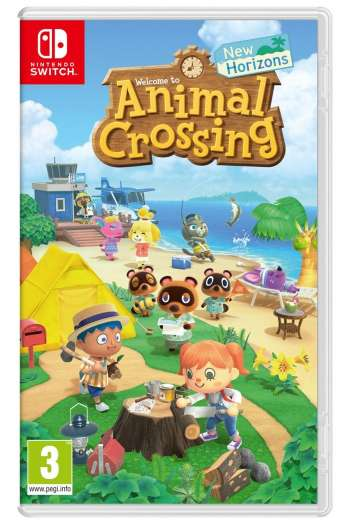 Nintendo Animal Crossing: New Horizons till Switch