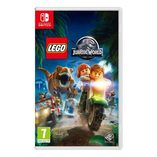 Nintendo Lego Jurassic World till Switch