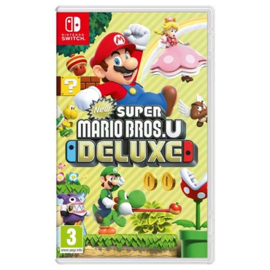 Nintendo New Super Mario Bros. U Deluxe