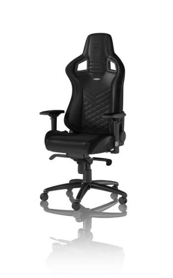 noblechairs Epic Gaming Chair faux leather - Svart