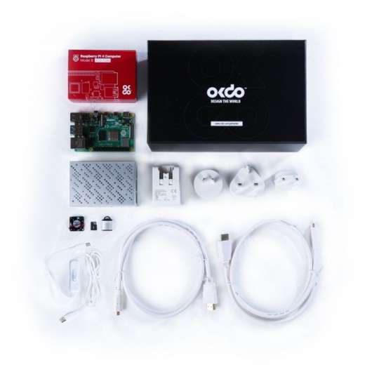 OKdo Raspberry Pi 4 Kit