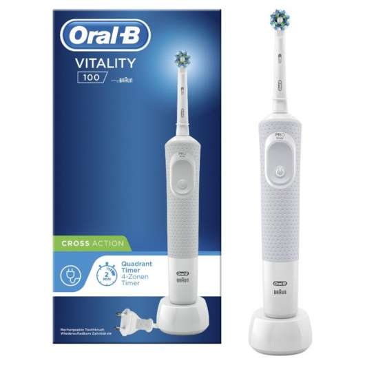 Oral-B Vitality Cross Action Eltandborste