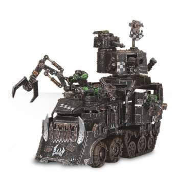 Ork Battlewagon